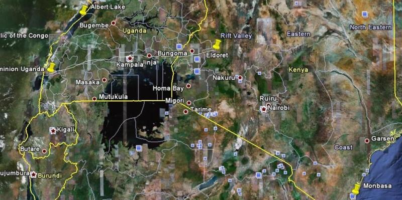 Panorama sur l'Uganda et risques Pipe_u10