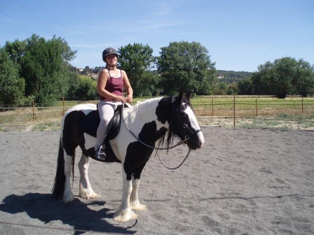 Une photo de vous et votre cheval Godwin18