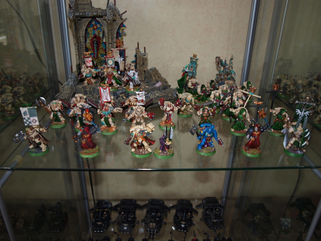 Galerie d'Imperial Fist P8260021