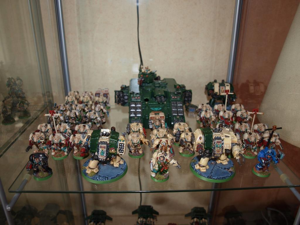 Galerie d'Imperial Fist P8260025