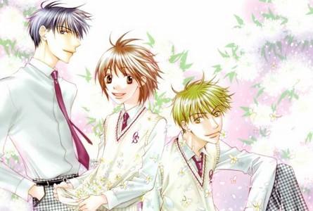 Parmi Eux (Hanazakari no Kimitachi e) Parmi_10