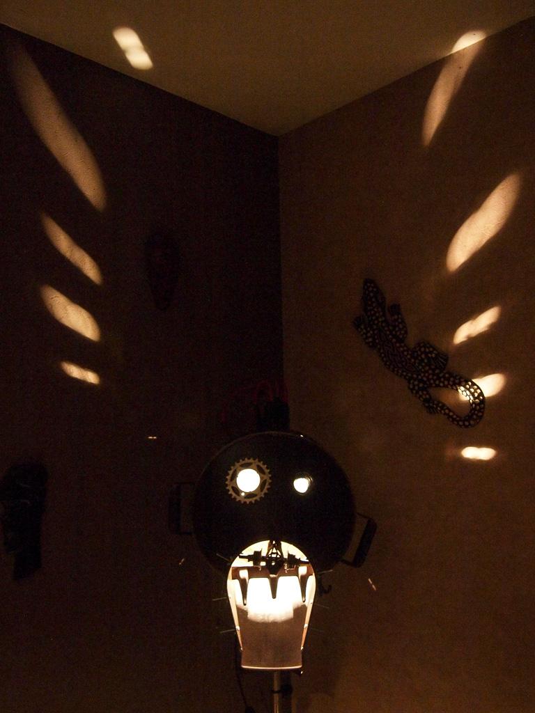 Les lampes du Détourneur de fontes 2014-110