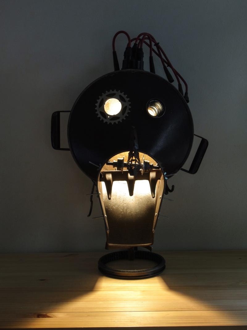 Les lampes du Détourneur de fontes 2014-111