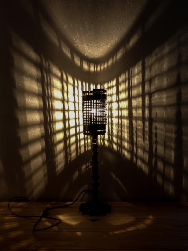 Les lampes du Détourneur de fontes 2016-012