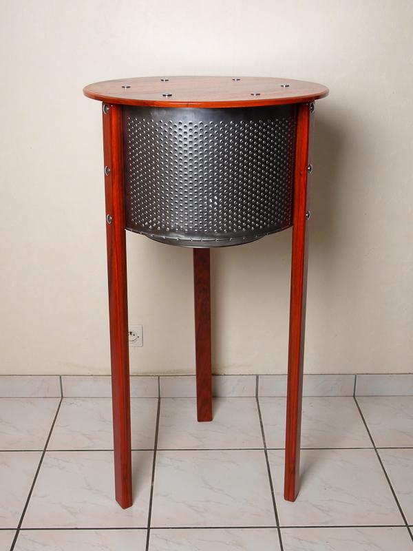 Quelques créations bois/métal - Page 2 P1136515