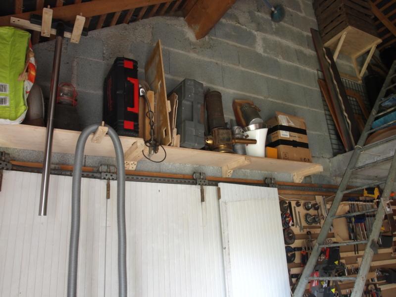 Mon garage faisant office d'atelier P6136410