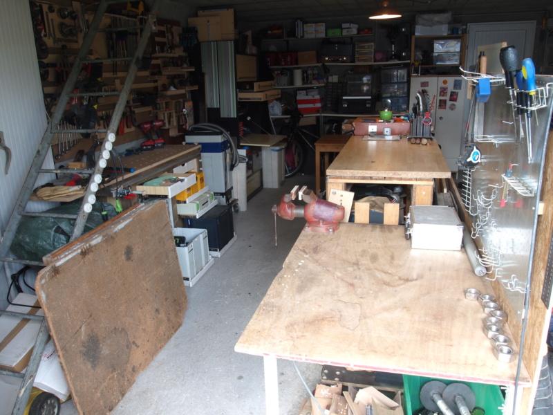 Mon garage faisant office d'atelier P6136412