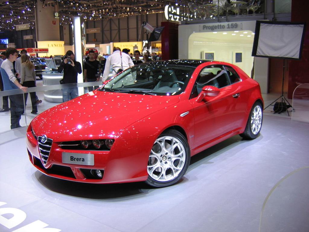 Ritorno nel mondo Maserati - Pagina 3 Brera_10