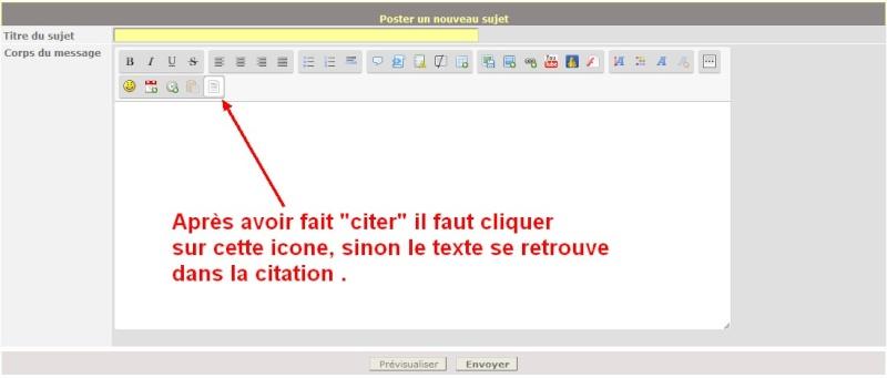"""fonction """"citer"""" Citer10"""