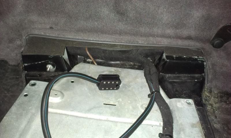 Post-équipement régulateur de vitesse sur 993 2012-111