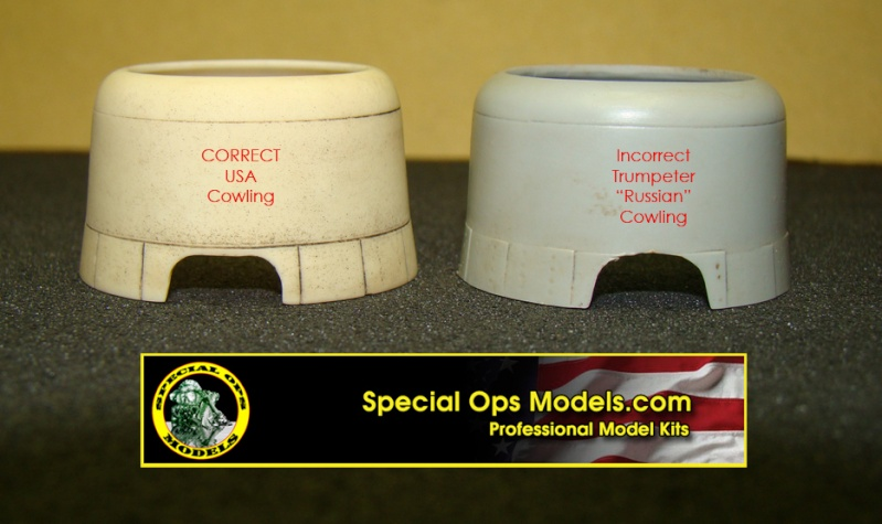 New 1/48 Engine Cowlings for the C-47 Trumpeter kit C-47_c10
