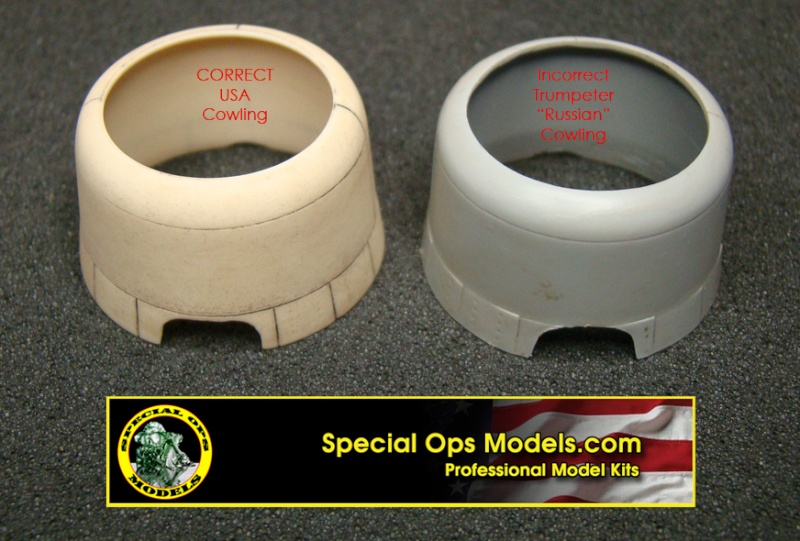 New 1/48 Engine Cowlings for the C-47 Trumpeter kit C-47_c12