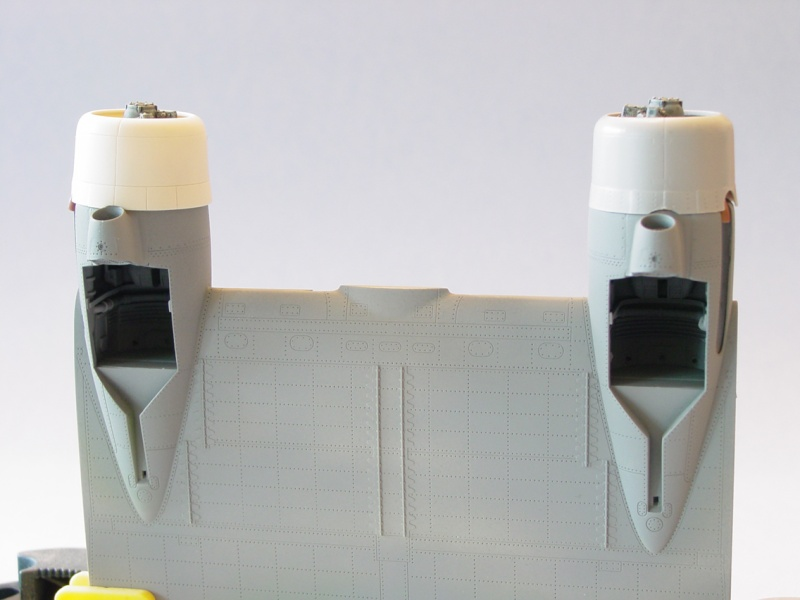 New 1/48 Engine Cowlings for the C-47 Trumpeter kit C-47_c13