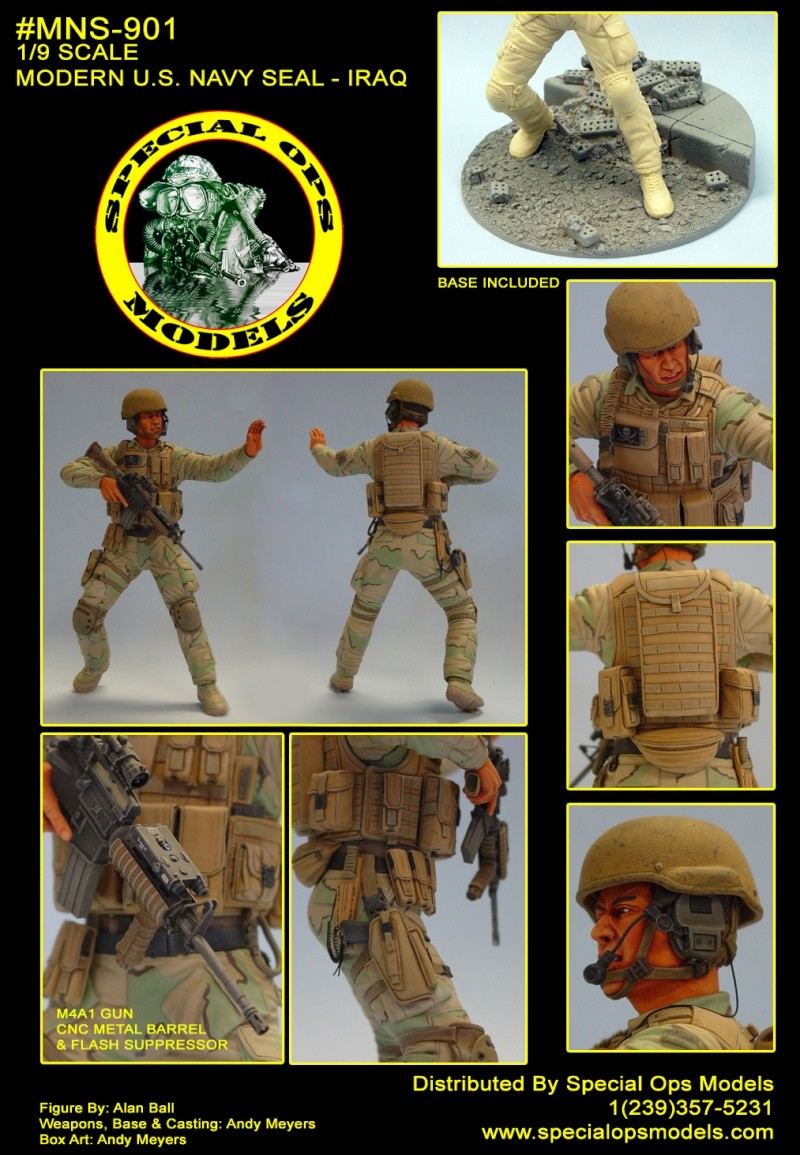 Special Ops Models New Release Navy_s11