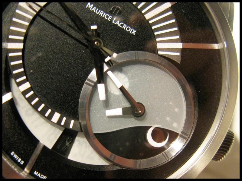 Essai - Maurice Lacroix Pontos Décentrique GMT LE Cadran10