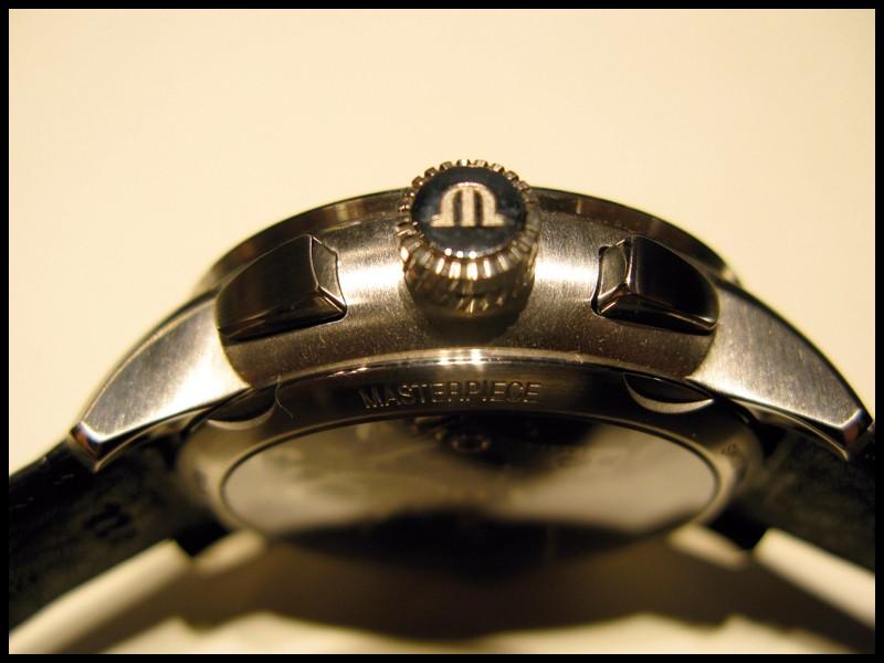 Maurice Lacroix Chronographe V2, l'essai >>> Ml310