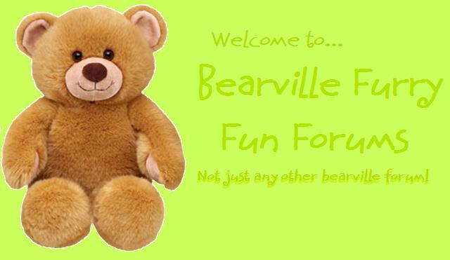 Bearville Furry Fun Forum