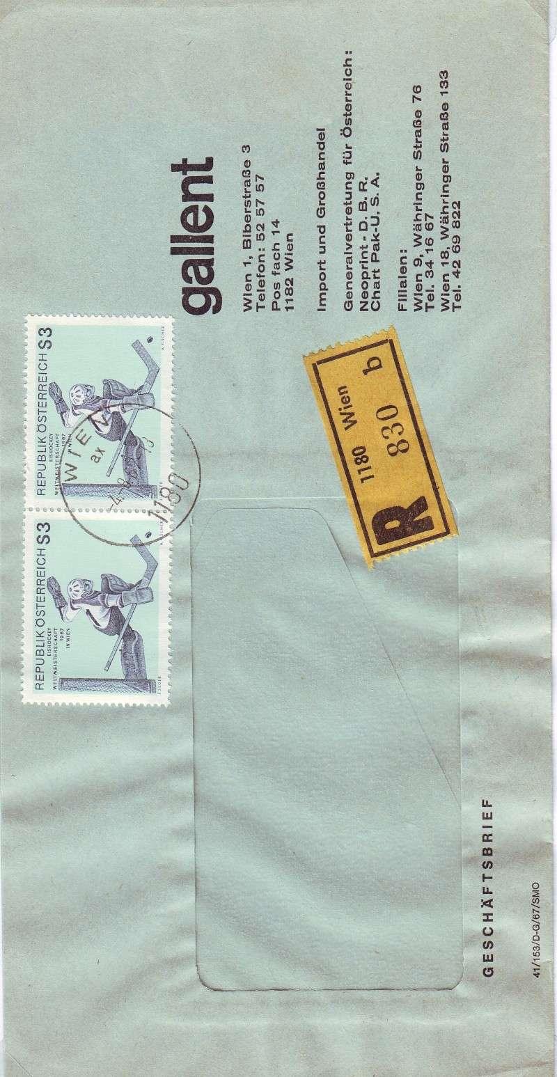 Sammlung Bedarfsbriefe Österreich ab 1945 - Seite 2 196710
