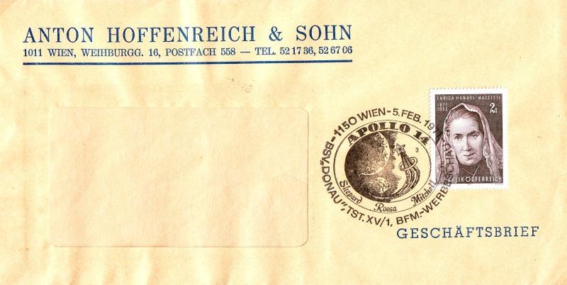 Sammlung Bedarfsbriefe Österreich ab 1945 - Seite 2 197110