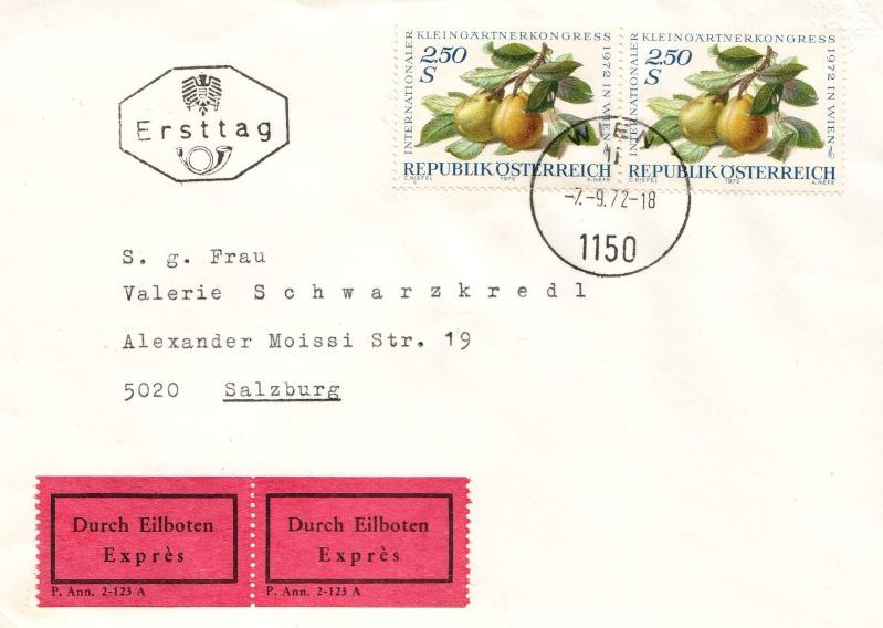Sammlung Bedarfsbriefe Österreich ab 1945 - Seite 2 197210