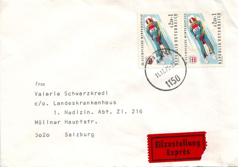 Sammlung Bedarfsbriefe Österreich ab 1945 - Seite 2 197510