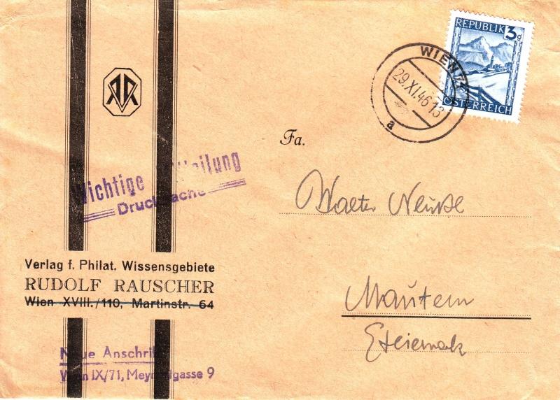 Landschaftsbilder ANK 738-766  -  Belege Landsc10