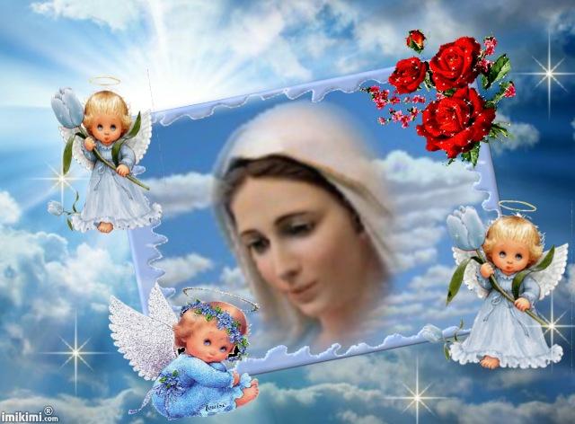 منتدى السيدة العذراء مريم ام النور بكنيسة مارجرجس الرومانى