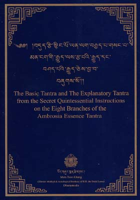 Very brief commentary on the Tibetan Medical Tradition Tsagyu10