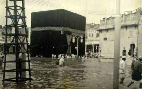 Collection of Islamic Historical PICS Flood_10