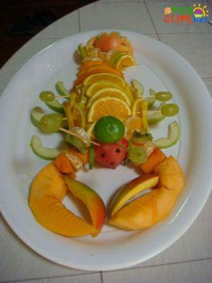 Creative Fruit n Vegitable ART Normal10