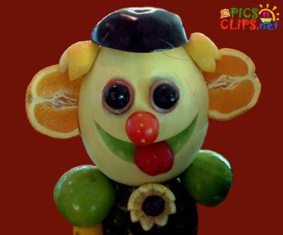 Creative Fruit n Vegitable ART Normal11
