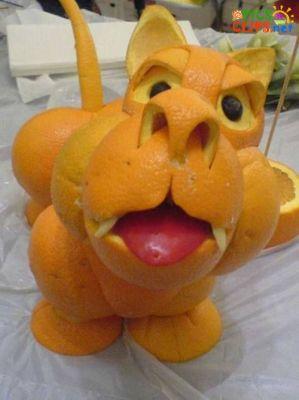 Creative Fruit n Vegitable ART Normal18