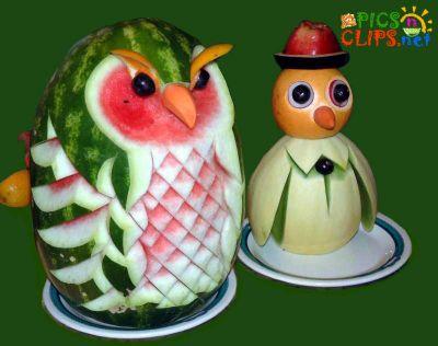 Creative Fruit n Vegitable ART Normal21