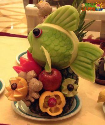Creative Fruit n Vegitable ART Normal22