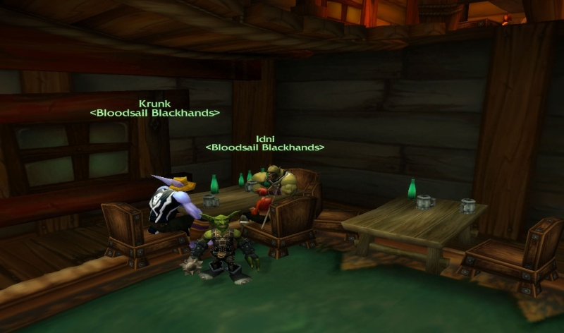 """Photos from """"infiltrate the defias brotherhood"""" event 111"""