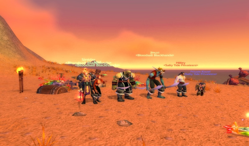 """Photos from """"infiltrate the defias brotherhood"""" event 410"""