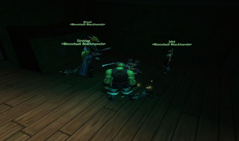 """Photos from """"infiltrate the defias brotherhood"""" event 610"""