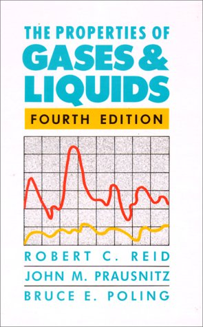 كتاب شامل لخصائص الغازات والسوائل The Properties of Gases and Liquids 00705110