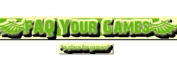 FAQYourGames