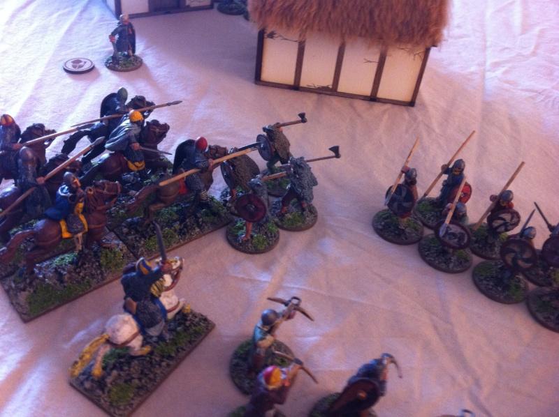 CR Vikings vs Normands Odinnn10