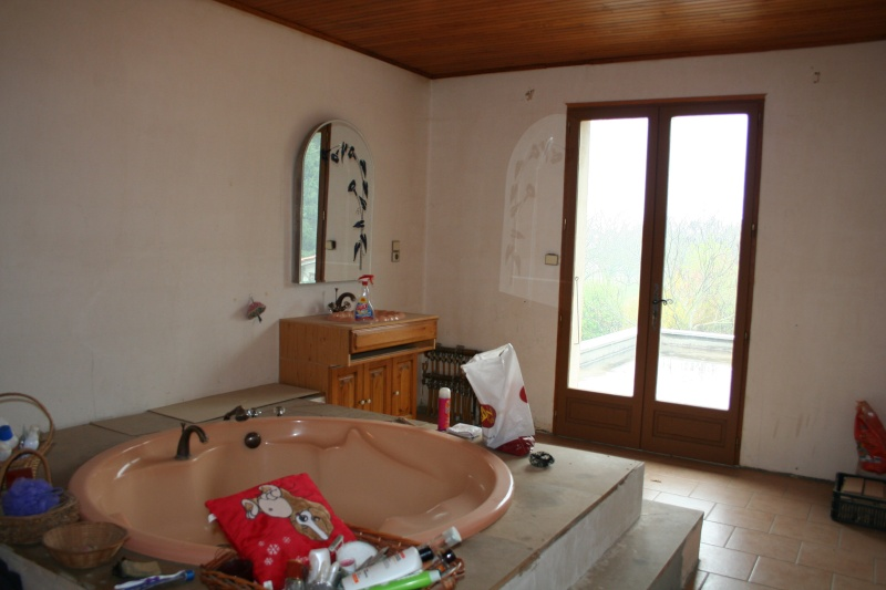 La Salle de bain - EDIT Projet mis entre-parenthèse pour l'instant .. sniff Img_5510