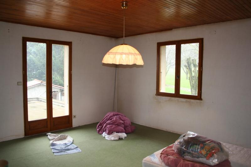 La chambre parentales. Agencement, installation d'un dressing et couleur! Img_5516