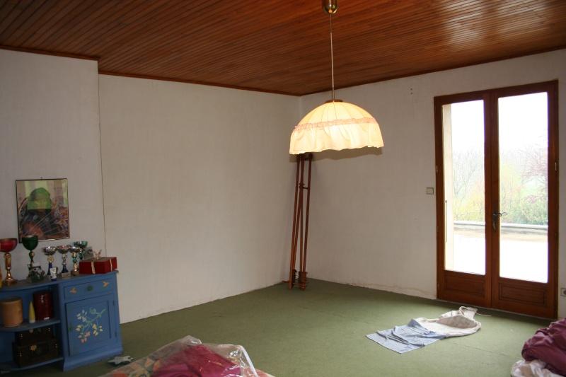 La chambre parentales. Agencement, installation d'un dressing et couleur! Img_5517