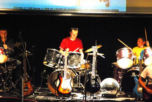 Quelques photos du spectacle du 20 juin 2009 Dsc-8926