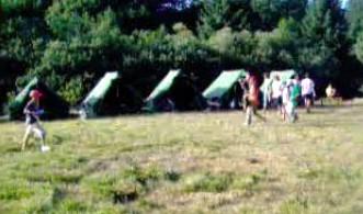 """Izviđači u našoj Općini """"Kamp - Lička Jesenica 2009"""" Izvi310"""