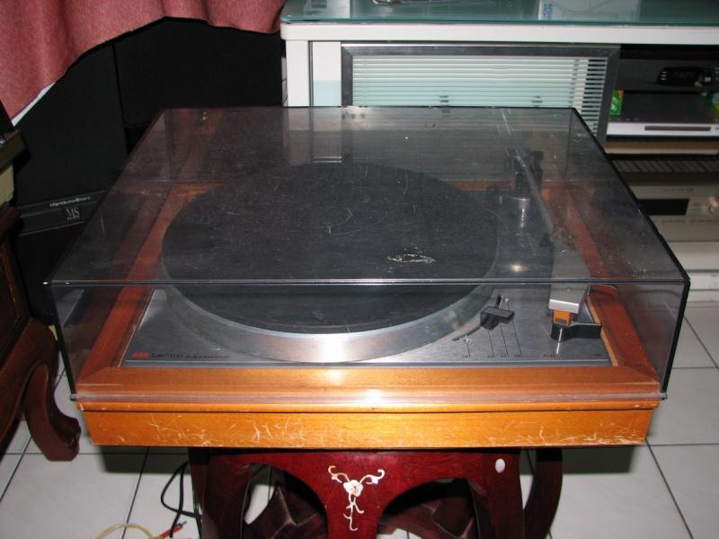 Lenco B55 turntable (Used) SOLD Img_3415