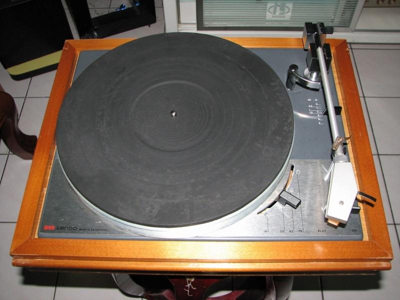 Lenco B55 turntable (Used) SOLD Img_3416