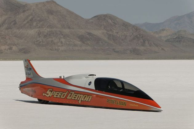 Bonneville Speed Week 2009       DRAGSTERS AUTO    USA 57758_11
