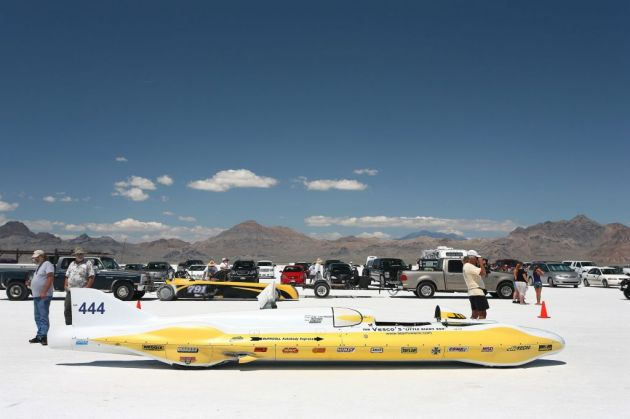 Bonneville Speed Week 2009       DRAGSTERS AUTO    USA 57759_10