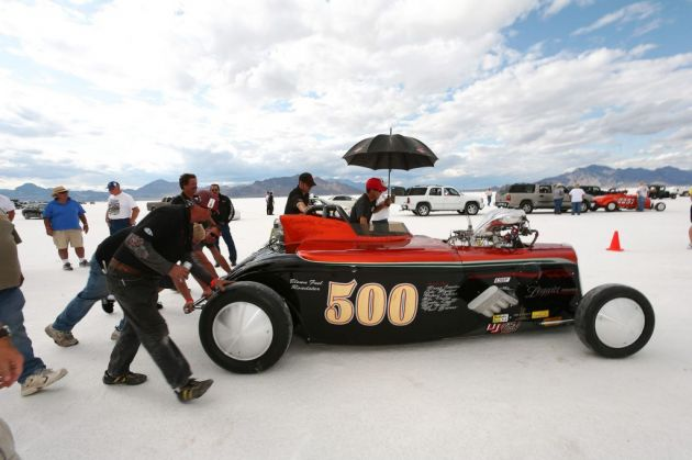 Bonneville Speed Week 2009       DRAGSTERS AUTO    USA 57774_10